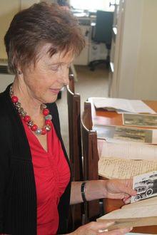 Image of Deborah Taylor's  Grand daughter Janet Frater