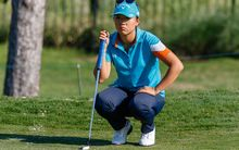 World golf number one Lydia Ko is off the pace after the first round of the PGA tournament in New York.