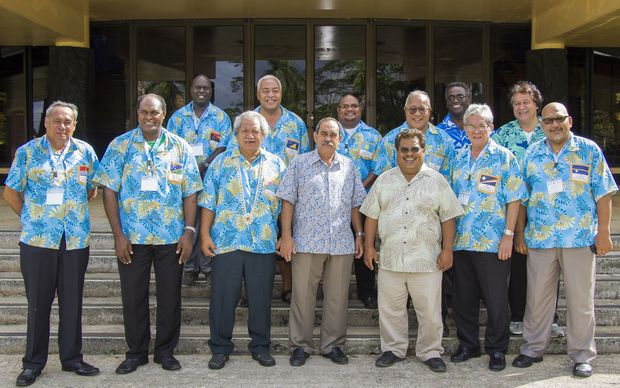 Ministers from the Parties to the Nauru Agreement (PNA) are holding their annual meeting in Pohnpei, Federated States of Micronesia