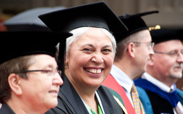 The first Pasifika woman to become a New Zealand Member of Parliament, Luamanuvao Winnie Laban