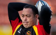 Greg Smith as the assistant coach of Waikato, 2010.