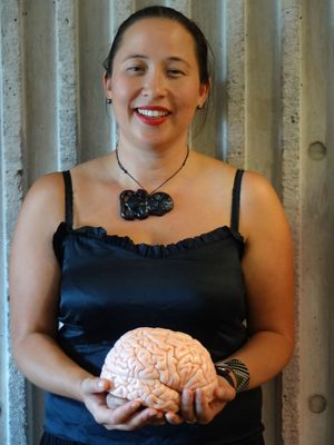 Neuroscientist Melanie Cheung combines both indigenous and Western science in her approach to brain research.