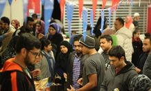 The Auckland Muslim community celebrated the coming of Ramadan on Saturday.
