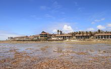 Meneng Hotel, the main hotel on Nauru.