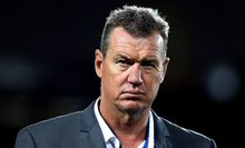 Former Blues coach Sir John Kirwan
