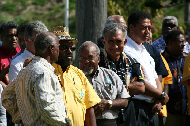 The Melanesian Spearhead Group is wrestling with a range of different views on a West Papua membership application.