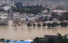 An image of Whanganui taken by a resident.