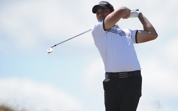 Jason Day, 2nd round, US Open, 2015.