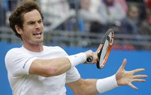 Andy Murray's in top form heading into Wimbledon