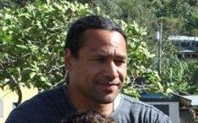 Retired NFL star Troy Polomalu is visiting American Samoa.