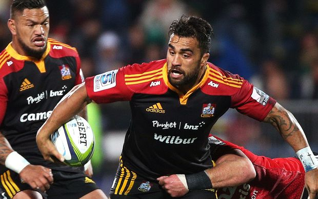 Liam Messam is putting Super Rugby on hold in a bid to win Olympic gold.