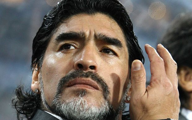 Diego Maradona reportedly wants to become FIFA president.