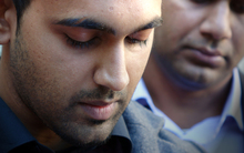 Shivneel Kumar at the High Court in Auckland