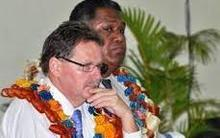 The International Labour Organisation's Country Director for the Pacific, David Lamotte, has confirmed he is being transferred out of Fiji.