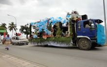 Festivities around King George Tupou VI's coronation