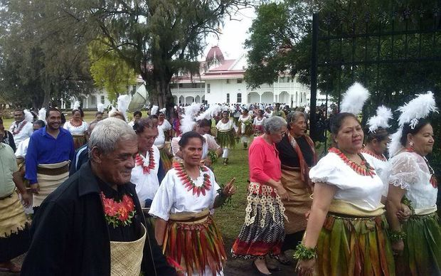 Preparations are well underway in Tonga for the King's coronation celebrations.