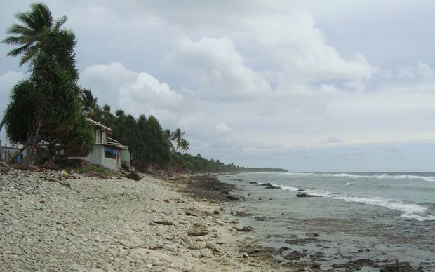 Tuvalu watches anxiously as Trump changes US climate policy