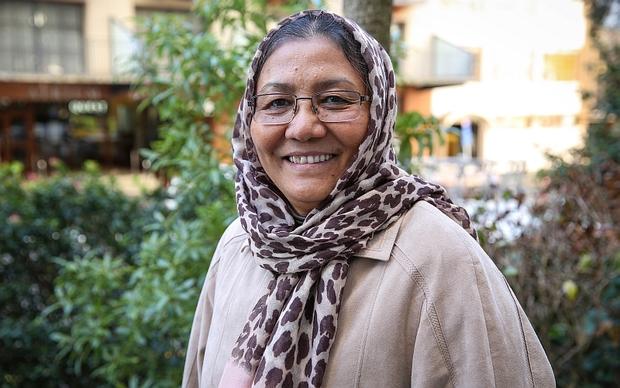 Habiba Sarabi.