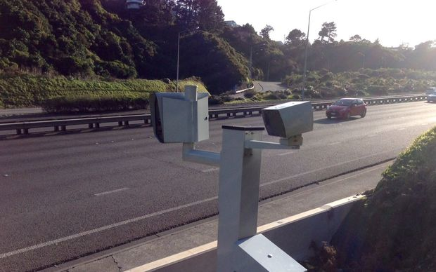 In the first 10 months since the Ngauranga Gorge digital speed camera went live in Wellington, around 21,000 tickets have been issued.