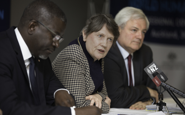 World Humanitarian Summit Pacific Consultation. Ms. Helen Clark, Administrator, United Nations Development Programme