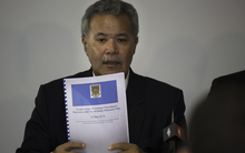 World Humanitarian Summit Pacific Consultation. Hon. Enele Sosene Sopoaga, Prime Minister of Tuvalu