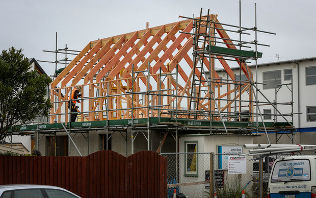 Typical auckland house build wastes 100k radio new for Build a house for 100k