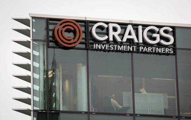 Craigs Investment, Christchurch.
