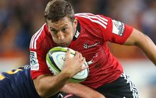 Crusaders utility Tom Taylor