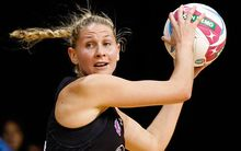 Silver Ferns captain Casey Kopua