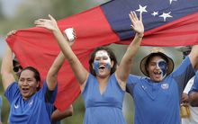 Samoa rugby fans will get a half-day holiday so they can watch the All Blacks play in Apia.