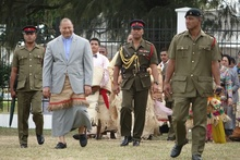 Celebrations for King Tupou VI of Tonga's coronation