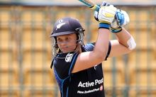 New Zealand White Ferns Captain Suzie Bates