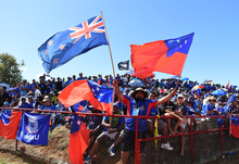 All Blacks v Manu Samoa, Apia Park, 8 July 2015