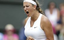 Victoria Azarenka is fed up with boozy Wimbledon fans