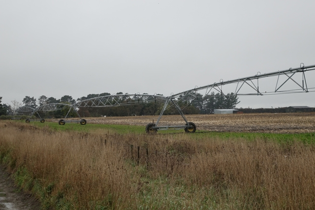 Some irrigation already takes place on Ruataniwha Plains.