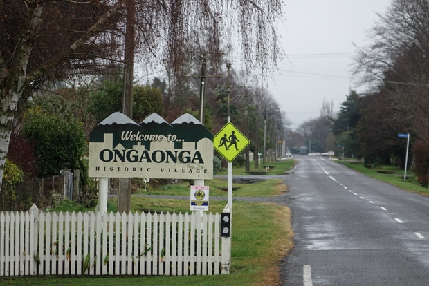 Like Waipawa, businesses in Ongaonga in Central Hawke's Bay hope the water storage project will provide a much needed boost.