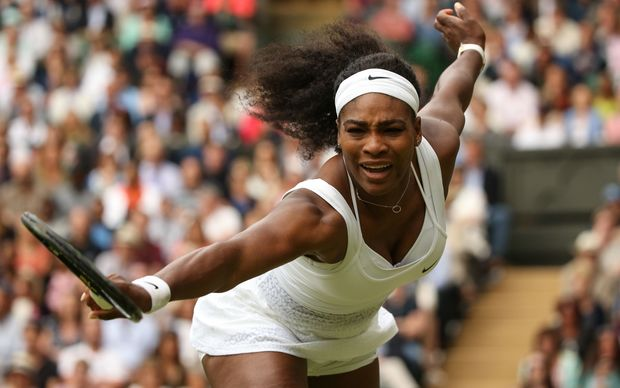 Serena Williams is just one win away from holding all four major titles at the same time.