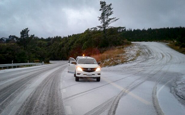 Gisborne District Council warns motorists to take extra care on extremely dangerous roads.