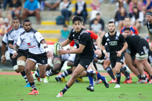 Maori All Blacks Rieko Ioane