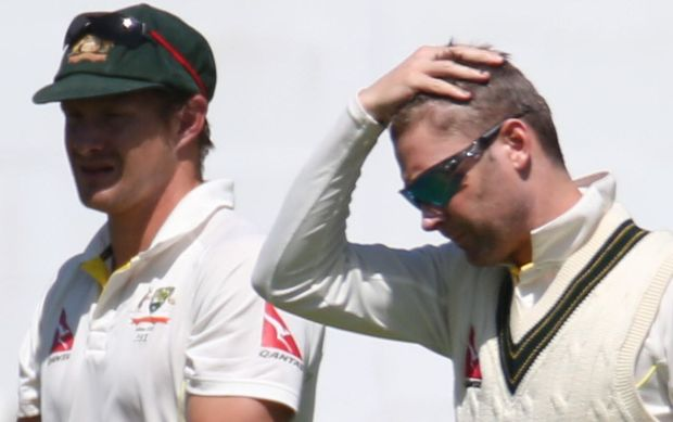 Michael Clarke - Australia will use loss to NZ at World Cup to bounce back in Ashes series.