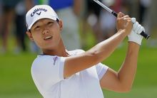 The New Zealand golfer Danny Lee