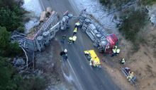 One of the crashes near Owen River, north of Murchison, on the West Coast.