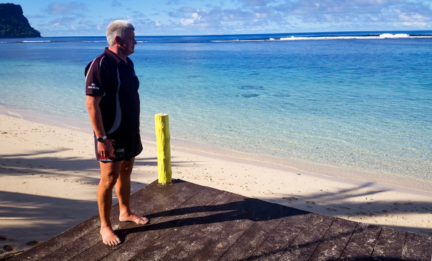 NZer Joseph Walden has returned to  Samoa every year since the 2009 tsunami.