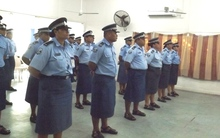 Samoan police train to be new sergeants