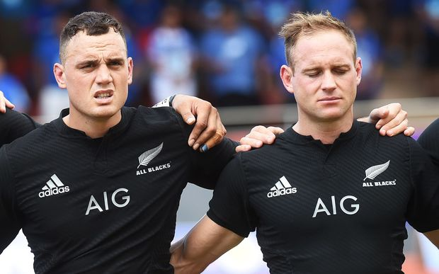 Israel Dagg and Andy Ellis didn't have strong performances in the test against Samoa in Apia.