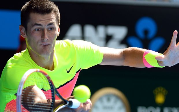 Bernard Tomic has been arrested in Miami.
