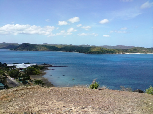 Thursday Island in Torres Strait, Papua New Guinea