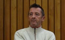 Phil Rudd in court on 20 July.