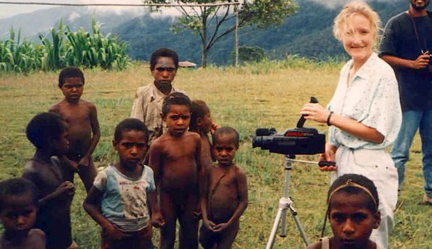Anthropologist Nancy Sullivan made her home in Papua New Guinea where she had a great affinity for the people.