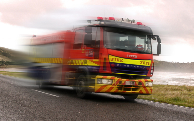 Fire crew takes out insurance after driver prosecution | RNZ